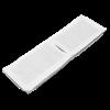 Электрод токопроводящий терапевтический с токораспределительным элементом из углеродной ткани многоразовый фланелевый 70x230 мм. (161 кв. см) Цена за 1 шт. - фото 15238