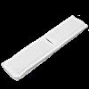 Электрод токопроводящий терапевтический с токораспределительным элементом из углеродной ткани многоразовый фланелевый 45x210 мм. (94,5 кв. см) Цена за 1 шт. - фото 15247