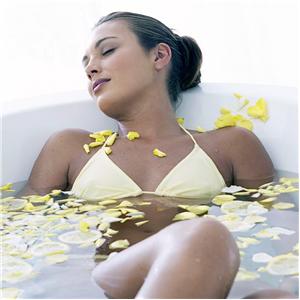 Скипидарные ванны от похудения