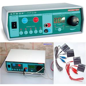 Электрофорез - аппараты и приборы для лечения на дому 62
