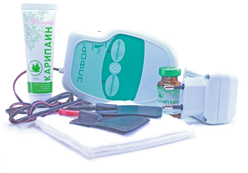 Аппарат для лечения остеохондроза грыж